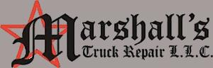Marshalls Truck Repair logo transp